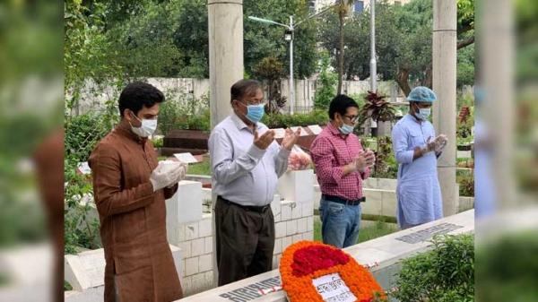 'খুনের রাজনীতিকে চিরতরে বিদায়, শেখ জামালের জন্মদিনের প্রত্যয়'