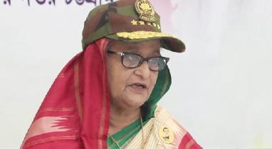 করোনায় অগ্রণী ভূমিকা পালন করেছে বাংলাদেশ সেনাবাহিনী: প্রধানমন্ত্রী