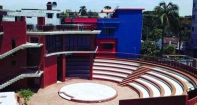 খুলনা শিল্পকলা একাডেমি কমপ্লেক্স উদ্বোধনের অপেক্ষায়