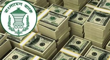 দেশে বৈদেশিক মুদ্রার রিজার্ভ ৪৬ বিলিয়ন ডলারের বেশি