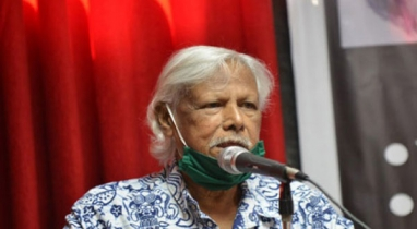 লন্ডনের অবৈধ হুকুমে পরিচালিত হচ্ছে বিএনপি: ডা. জাফরুল্লাহ