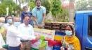 দুধ-ডিম-মাংসের ভ্রাম্যমাণ বিক্রয়কেন্দ্র উদ্বোধন কিশোরগঞ্জে