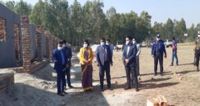 নাগরপুরে ৩০ টি গৃহহীন পরিবার পাচ্ছে ঘর