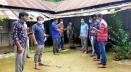 নেত্রকোনায় বাড়ি বাড়ি গিয়ে করোনা টিকার নিবন্ধন করে দিচ্ছে ছাত্রলীগ
