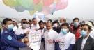 কিশোরগঞ্জে বঙ্গবন্ধু শেখ মুজিব ডিজিটাল ম্যারাথন অনুষ্ঠিত