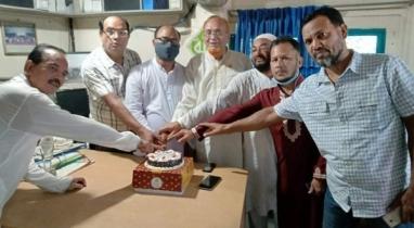 রাঙামাটিতে আওয়ামী মৎস্যজীবীলীগের ১৮তম প্রতিষ্ঠা বার্ষিকী অনুষ্ঠিত