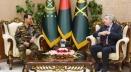 সেনাবাহিনী প্রধানের সঙ্গে ব্রাজিলের রাষ্ট্রদূতের সাক্ষাৎ