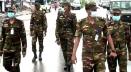 রামপালে লকডাউন বাস্তবায়নে সেনাবাহিনীর টহল কার্যক্রম পরিদর্শন