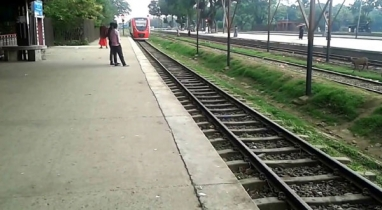 চাঁদপুর-লাকসাম রেলপথে খুব শিগগিরই নির্মাণ হবে ডাবল লাইন