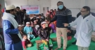 নান্দাইলে বিনামূল্যে স্বাস্থ্য শিক্ষা প্রদান ও ঔষধ বিতরণ