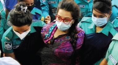 করোনার ভুয়া রিপোর্ট: সাবরিনাসহ আটজনের বিরুদ্ধে সাক্ষ্যগ্রহণ ৪ জুলাই