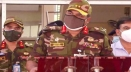 বাগাতিপাড়ায় নির্মিত আশ্রয়ন প্রকল্পের ব্যারাক হস্তান্তর করেছে সেনাবাহিনী