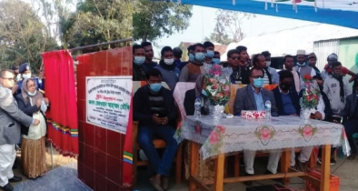কিশোরগঞ্জের হাওর হবে মডেল শহর: এমপি তৌফিক